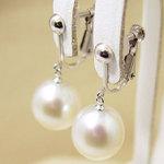 南洋真珠のイヤリングが卸価格