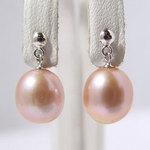 南洋真珠のピアスが安い